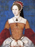 Queen Mary I portrait