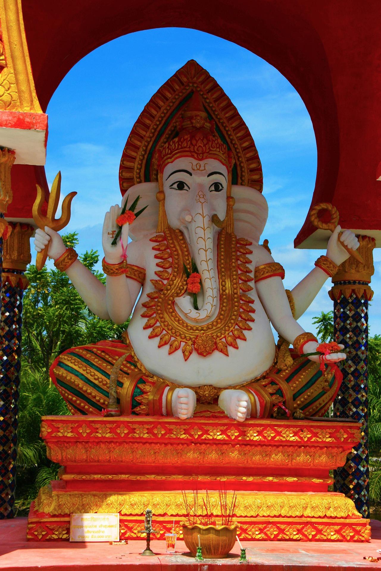 elephant-god-993860_1920